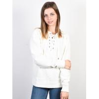 Roxy LUCKY SUNSHINE Marshmallow dámský značkový svetr - S