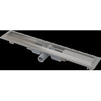 Alcaplast APZ106 Professional- liniový podlahový žlab snížený pro plný rošt 850 (APZ106-850)