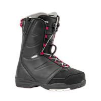 Nitro FLORA TLS black dámské boty na snowboard - 39EUR