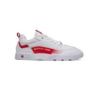 Dc LEGACY 98 SLIM white/red pánské letní boty - 42EUR