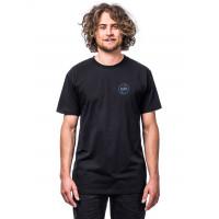 Horsefeathers TOKEN MAX black pánské tričko s krátkým rukávem - XL