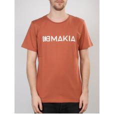 MAKIA FLAG & MAKIA COPPER pánské tričko s krátkým rukávem - M