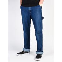 Vans V96 RELAXED/CARPENTE VINTAGE BLUE značkové pánské džíny - 33/32