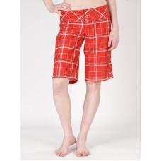 Ezekiel NATALIE TRUNK RED dámské plavecké šortky - M