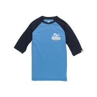Element STRIKE RAGLAN 3/4 BO VALLARTA BLUE dětské tričko s krátkým rukávem - 12