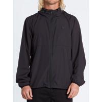 Billabong TRANSPORT black jarní bunda pánská - XL