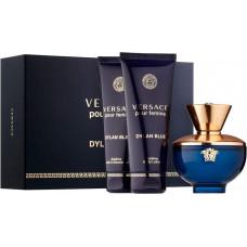 Versace Dylan Blue Pour Femme W parfémovaná voda 50ml + BL 50ml + SG 50ml