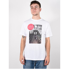Rip Curl GD/BD OPTICAL WHITE pánské tričko s krátkým rukávem - XXL