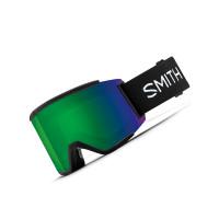 Smith SQUAD Black | Chromapop Sun Green Mi pánské brýle na snowboard