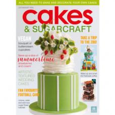 časopis Cakes and Sugarcraft č.158