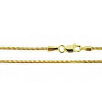 Couple Zlatý řetízek 3640101-0-42-0 Délka řetízku: 45 cm