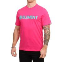Element BLAZIN FUSHIA RED pánské tričko s krátkým rukávem - XL