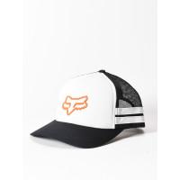 Fox Head Trik WHITE/ORANGE baseball čepice