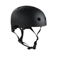 SFR Essentials MATT BLACK skate board přilba - S/M