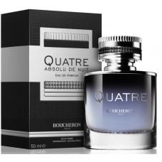Boucheron Quatre Absolu De Nuit parfémovaná voda Pro muže 50ml