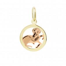 Zlato Zlatý přívěsek znamení zvěrokruhu 3220032 Znamení zvěrokruhu: Beran