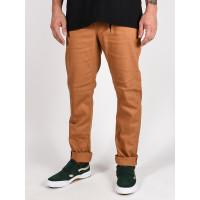 Element E02 COLOR TWILL BRONCO BROWN značkové pánské džíny - 34/32
