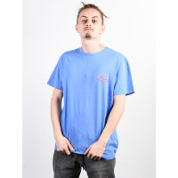Rip Curl THE ORIGINS LAVENDER pánské tričko s krátkým rukávem - XL