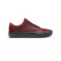 Vans Skate Old Skool (BREANA GEERING) PORT/BLK pánské letní boty - 41EUR