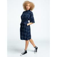 Element TAMLYN NAVY/GREEN společenské šaty krátké - S