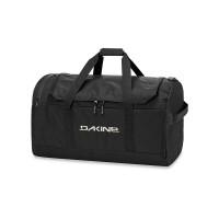 Dakine EQ DUFFLE black velká cestovní taška - 70L
