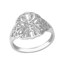 OLIVIE Stříbrný vzorovaný prsten 1802 Velikost prstenů: 7 (EU: 54 - 56)
