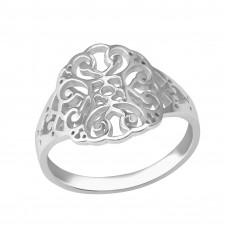 OLIVIE Stříbrný vzorovaný prsten 1802 Velikost prstenů: 6 (EU: 51 - 53)