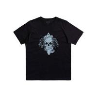 Quiksilver NIGHT SURFER black dětské tričko s krátkým rukávem - M/12