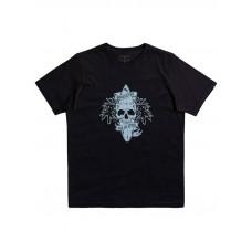 Quiksilver NIGHT SURFER black dětské tričko s krátkým rukávem - XL/16