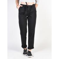 Vans UNION black plátěné sportovní kalhoty dámské - 5