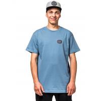 Horsefeathers SPIGOT BLUE SHADOW pánské tričko s krátkým rukávem - L