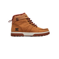 Dc WOODLAND BROWN/BROWN/BROWN pánské boty na zimu - 40,5EUR