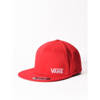 Vans SPLITZ RACING RED pánská kšiltovka - L/XL