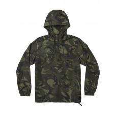 RVCA PACKAWAY WOODLAND CAMO jarní bunda pánská - XL