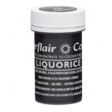 Sugarflair Gelová barva potravinářská Černá (liquorice) 25g