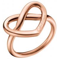 Prsten Calvin Klein Charming KJ6BPR1001 Velikost prstenu: 57