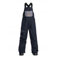 Horsefeathers MEDLER black zateplené kalhoty dětské - XL