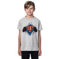 Horsefeathers CLARK ASH dětské tričko s krátkým rukávem - M