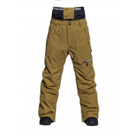 Horsefeathers NELSON DULL GOLD zateplené kalhoty pánské - S