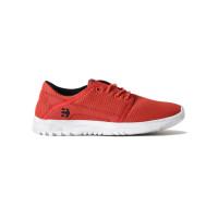 Etnies Kids Scout RED/WHITE/BLACK dětské letní boty - 38EUR