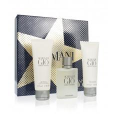 Giorgio Armani Acqua di Gio Pour Homme M toaletní voda 50ml + ASB 75ml + SG 75ml