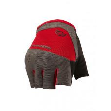 Royal THIRTY SHORT FINGER RED cyklistické rukavice - L