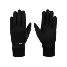 Quiksilver HOTTAWA black pánské prstové rukavice - XL