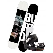 Burton INSTIGATOR 2 pánský snowboardový set