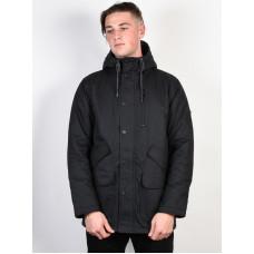 Burton SHERMAN TRUE BLACK zimní bunda pánská - S