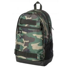 RVCA CURB III CAMO studentský batoh
