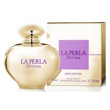 La Perla Divina Gold Edition toaletní voda Pro ženy 80ml