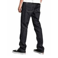 RVCA DAGGERS DENIM dark indigo značkové pánské džíny - 32