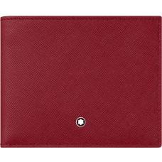 Peněženka Montblanc Sartorial Red 115846