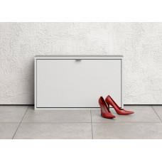 Botník Shoes 59004 bílý - TVI
